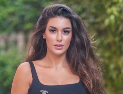 «سيشن» مختلف لـ ياسمين صبري يثير إعجاب متابعيها: جورجينا أوي في نفسك (صور)