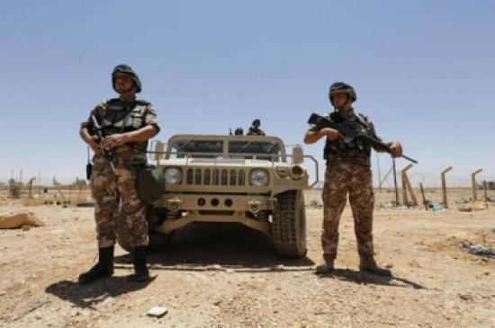 """""""الجيش"""" يحبط محاولة تسلل وتهريب مخدرات من سوريا"""