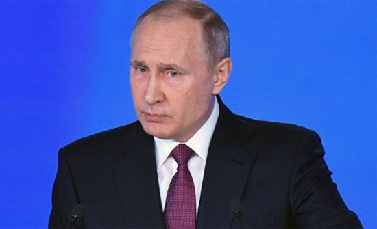 بوتين: الاتفاقيات مع تركيا وإيران حول سوريا تعمل وفعالة