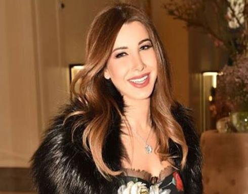 بالفيديو : بفستان أبيض أنيق .. نانسى عجرم تشدو بأغنية يا ليلى فى حفل تونس