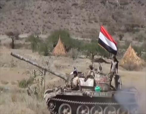 تقدم متواصل للجيش اليمني والمقاومة في تعز