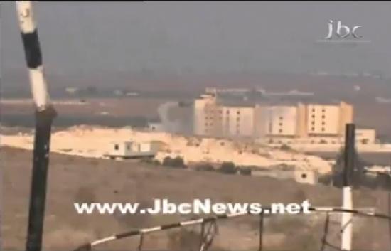"""بالفيديو : ماذا يعني سقوط سجن """" غرز """" بيد الثوار ؟"""