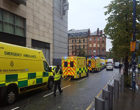 إصابات في حادثة طعن بمركز تجاري في بريطانيا