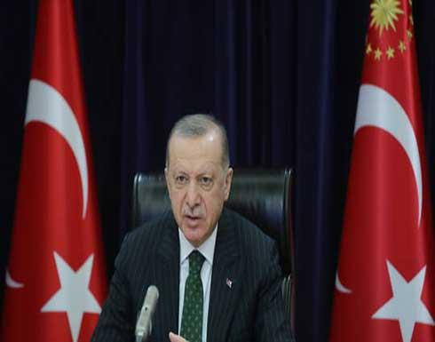 أردوغان يعلن عن اكتشاف 135 مليار متر مكعب من الغاز الطبيعي في البحر الأسود