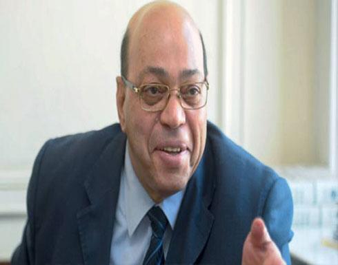 وفاة وزير الثقافة المصري الأسبق متأثرا بإصابته بكورونا