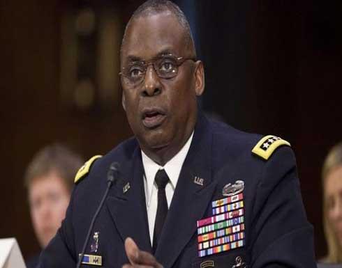 وزير الدفاع الأمريكي لنظيره الإسرائيلي: أتوقع منكم إنهاء العملية في غزة