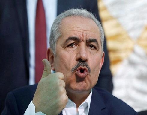 """الحكومة الفلسطينية: نرفض كل أشكال الضم.. والتسوية """"ماتت"""""""