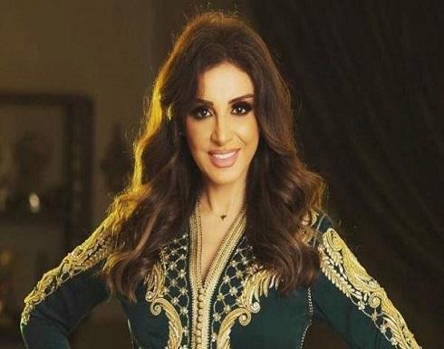 أنغام تضع اللمسات النهائية على ألبومها الجديد