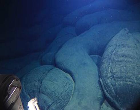العثور على بركان صغير في أعماق المحيط الهادئ قد يكشف خبابا طبيعة الأرض