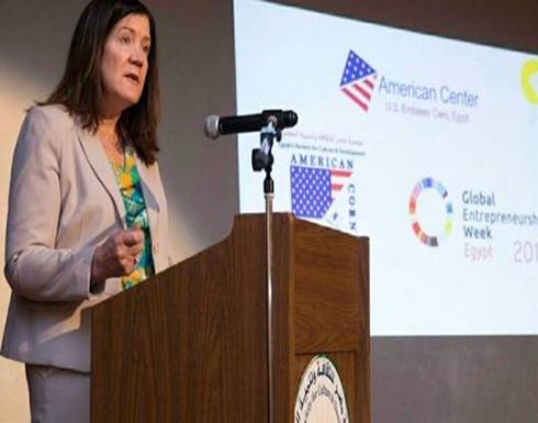"""السفيرة الأمريكية في لبنان تؤكد أن """"قانون قيصر"""" لا يستهدف اللبنانيين"""