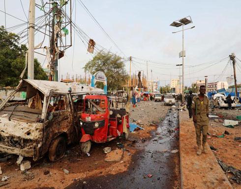 ارتفاع كبير في ضحايا هجمات مقديشو الانتحارية