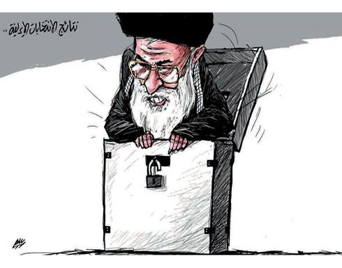 نتائج الانتخابات الايرانية