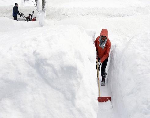 اميركا : 30 وفاة اثر موجة برد قطبي وبايدن يؤجل زيارته لمصنع فايزر