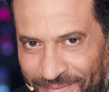 بالصور.. النّجوم يشاركون ماجد المصري فرحة خطوبة نجله!