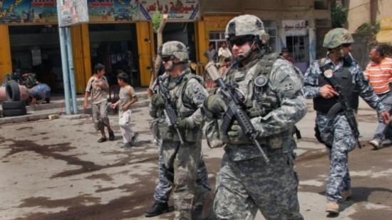 التحالف الدولي: القوات الأميركية باقية في العراق