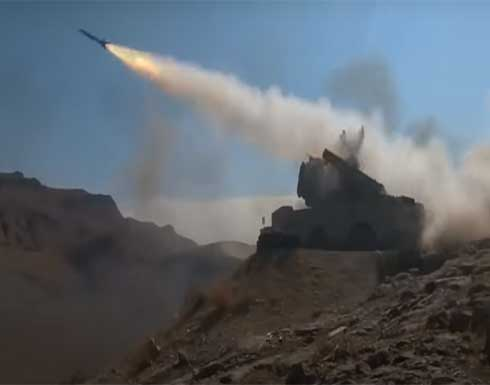 شاهد : إنزال جوي وقتال شوارع وقصف للجبال خلال مناورات بين تركيا و أذربيجان