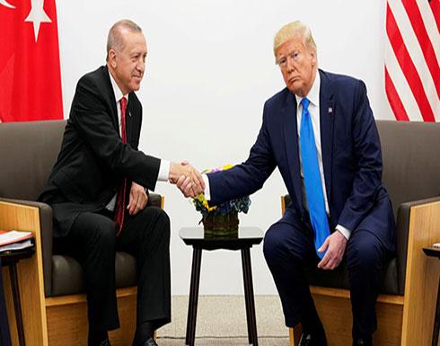 أردوغان: ترمب لن يسمح أن تكون علاقاتنا أسيرة خلاف S-400
