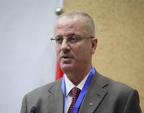 """رئيس الوزراء الفلسطيني: التنسيق الأمني مع اسرائيل """" مستمر """""""