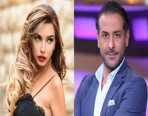 دانا حلبي تعلن انفصالها عن عبد المنعم عمايري بفيديو مؤثر .. شاهد