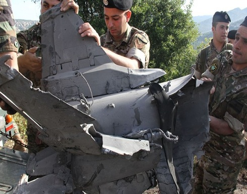 """إسرائيل تنشر صورا للمواقع """"الإيرانية"""" المستهدفة بسوريا"""