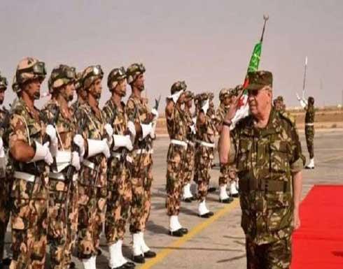 """الجيش الجزائري: أعداؤنا فشلوا فشلا ذريعا في توظيف """"جرثومة الإرهاب"""" ضدنا"""