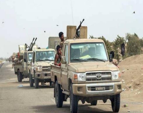 القوات المشتركة تشّن هجوما على مركز الدريهمي لطرد الحوثيين