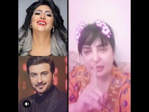 بدرية أحمد تهاجم ملاك الكويتية دفاعاً عن ماجد المهندس: احترمي نفسك!