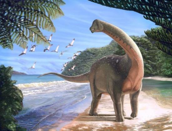 """مصر.. اكتشاف الديناصور """"منصوراصورس"""" الاول من نوعه في العالم"""