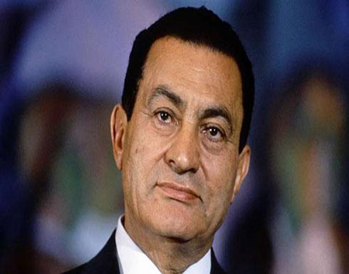 """مصر.. المحكمة تستعدي حسني مبارك لـ""""المواجهة التاريخية"""" محمد مرسي"""
