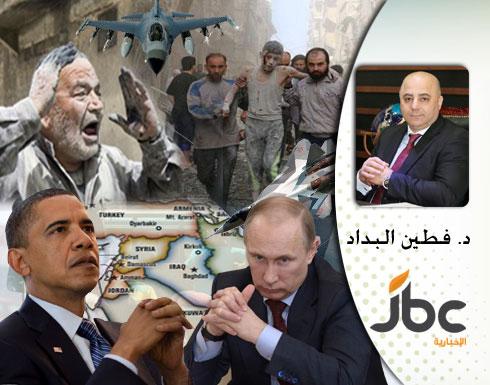 الحرب على حلب وتدمير الموصل