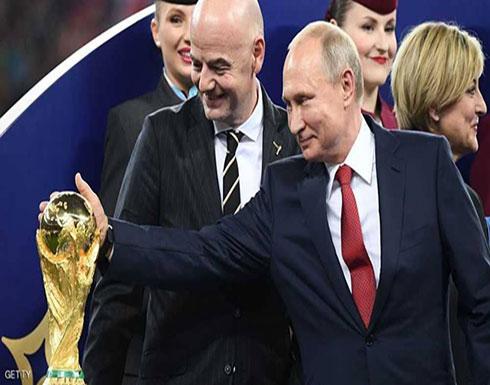 """بوتن فخور بالمونديال.. ويمدد """"استثناء التأشيرة"""""""