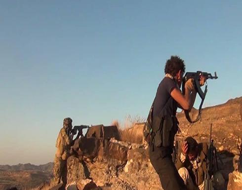 الجيش اليمني يدعو الصليب الأحمر لانتشال جثث الحوثيين