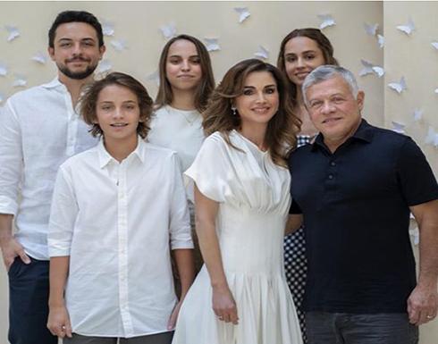 الملكة رانيا : فرحتوني كتير