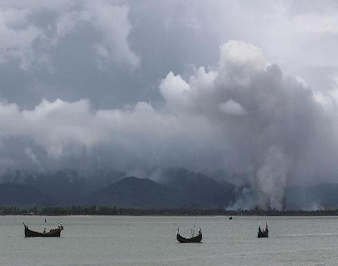 مصرع 9 من مسلمي أراكان غرقًا على حدود ميانمار وبنغلاديش