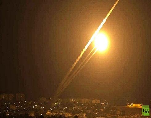 سرايا القدس تستهدف تل أبيب وجبال القدس برشقة من صواريخ البراق