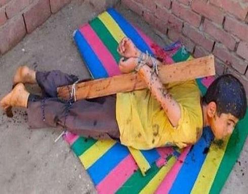 """جديد طفل """"العسل الأسود"""" بمصر.. توقيف الأب وتنازل الأم"""