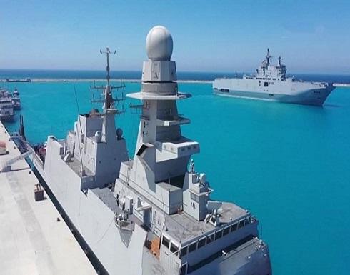 افتتحها السيسي .. مصر تكشف تفاصيل قاعدة 3 يوليو البحرية ومهامها