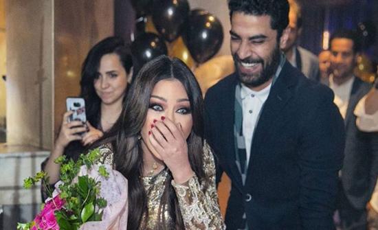 بعد شائعة ارتباطهما.. مدير أعمال هيفاء وهبي يوجه لها رسالة رومانسية في عيد ميلادها