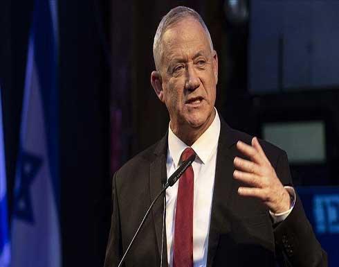 """غانتس: هناك محاولات من حزب الله لتحدي إسرائيل """"بطرق جديدة"""""""