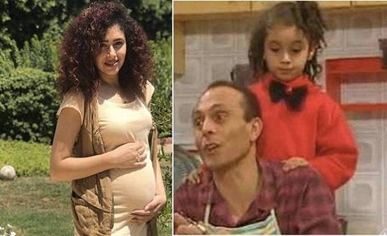 ابنة ونيس تُرزق بطفلتها الأولى