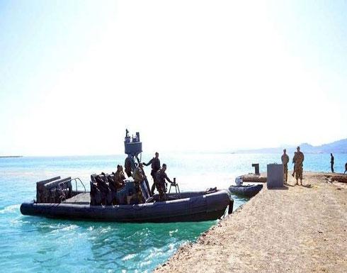 مناورات عسكرية مصرية فرنسية في البحر الأحمر