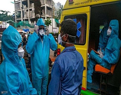 الثانية عالميا.. إصابات كورونا في الهند تتجاوز 5 ملايين