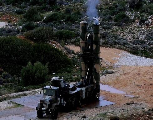 """تهديد إسرائيلي بضرب """"إس 300"""" في سوريا"""