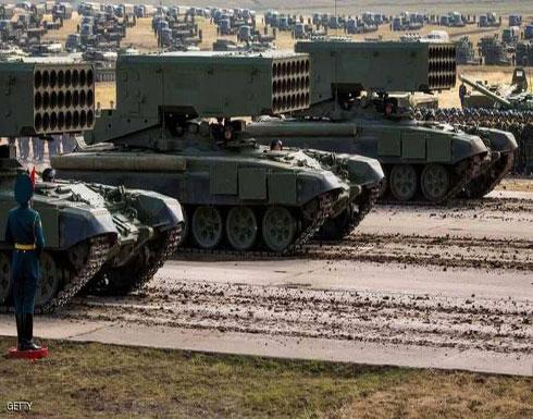 أوكرانيا تحذر من تخطيط روسيا لـ'حرب شاملة'
