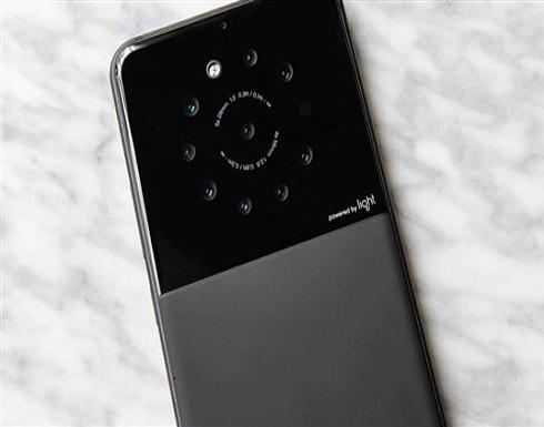شركة تطور هاتفاً ذكياً يتضمن 9 كاميرات
