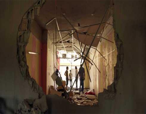 النظام السوري يستهدف أحياء درعا البلد بأكثر من 20 صاروخ أرض-أرض