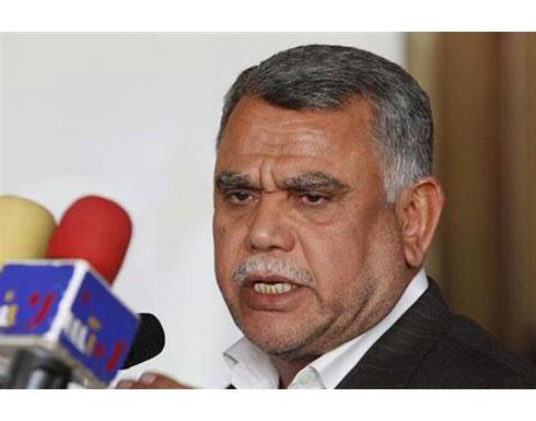 """المالكي يكلف """" ايرانيا """" بوزارة الدفاع"""