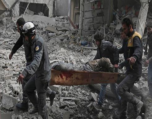 الجيش الروسي: إجلاء 52 مدنياً من الغوطة الشرقية