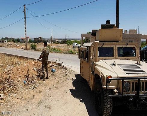 قنابل إسرائيلية على حدود لبنان.. وإصابة مزارعين باختناقات