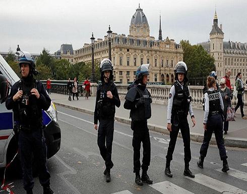 الشرطة الفرنسية تحتشد وسط باريس للاحتجاج ضد الحكومة...فيديو
